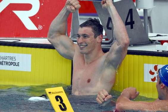 Natation: Maxime Grousset en finale olympique