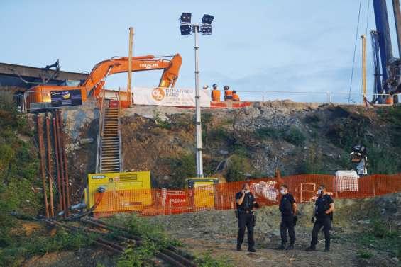 Un mort sur un chantier SNCF, le trafic interrompu