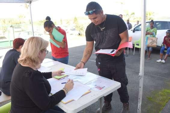 Job dating à Sorocal: 135 personnes ont répondu présentes