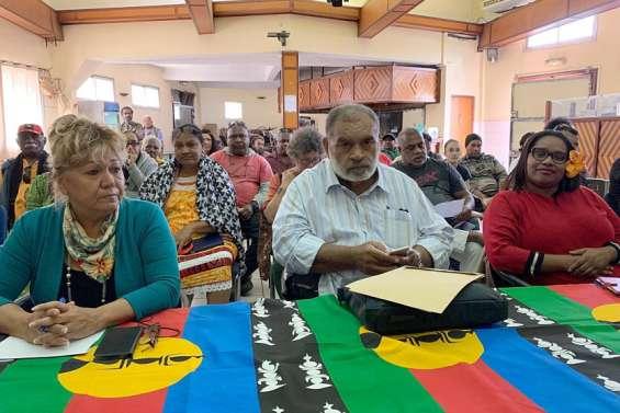 Le MNSK appelle à l'unité indépendantiste pour
