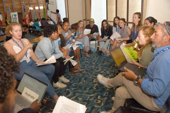 Cinquante lycéens à la découverte de la Communauté du Pacifique