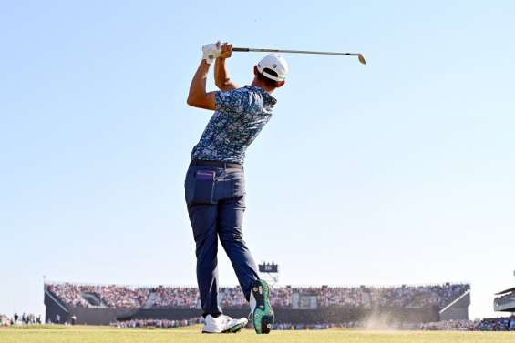 Golf : Morikawa et Matsuyama, soleils levants sur green olympique