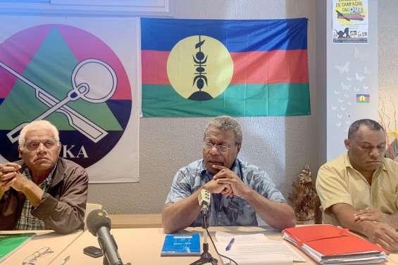 Jean-Pierre Djaïwé, membre du groupe Uni :