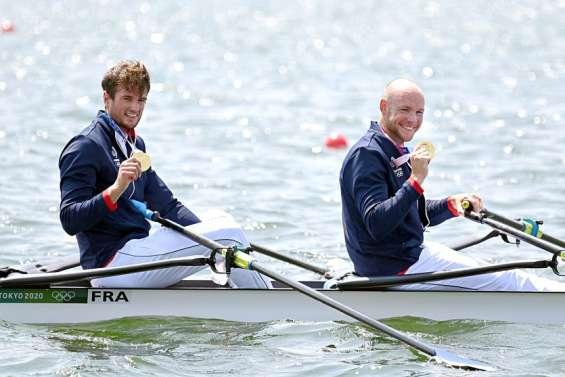 Androdias et Boucheron, l'or olympique après les remous