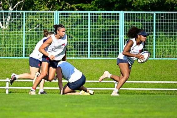 Les Bleues entrent en jeu, sans Yolaine Yengo