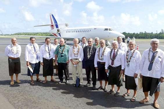 Il y asoixante ans, Wallis-et-Futuna devenait un Territoire d'outre-mer