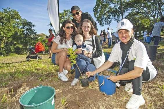 1450 arbres pour autant de bébés
