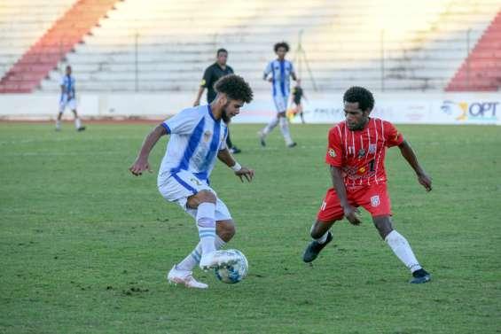 Football : Hienghène domine Magenta