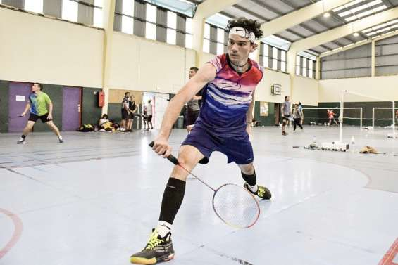 Badminton : les favorisà l'heure au rendez-vous