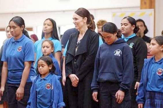 Wellingtonprésente des excuses auxmigrants des îles
