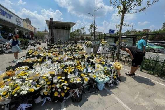 Chine: le bilan des inondations s'alourdit brutalement à 302 morts