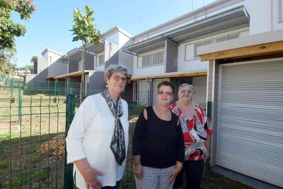 Rivière-Salée : La réhabilitation des 103 duplex du FSHest enfin bientôt terminée