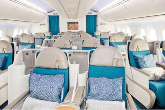 Air Tahiti Nui, meilleure classe affaires française