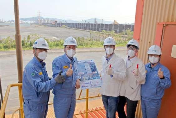 Nickel : La SMSP, avec son partenaire coréen, vise les batteries de demain