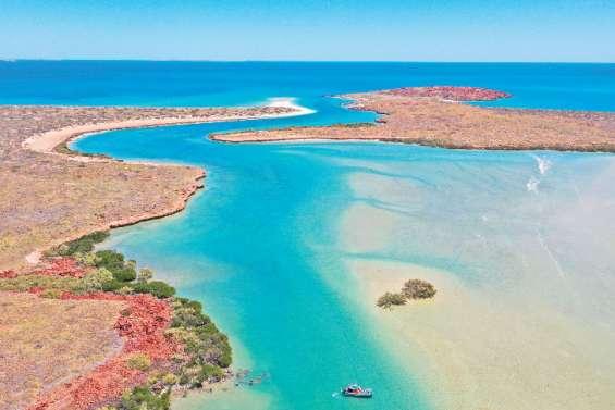 D'anciens sites aborigènes découverts dans la mer