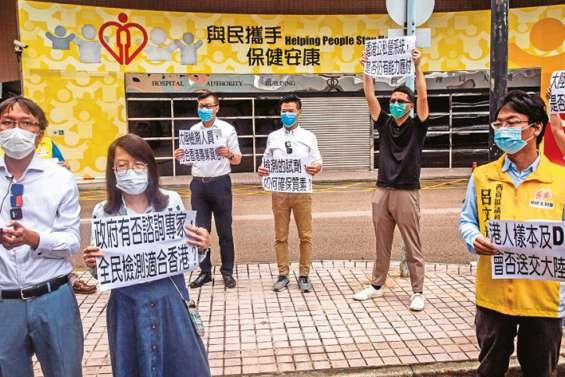 Elections reportées à Hong Kong, où la répression s'intensifie