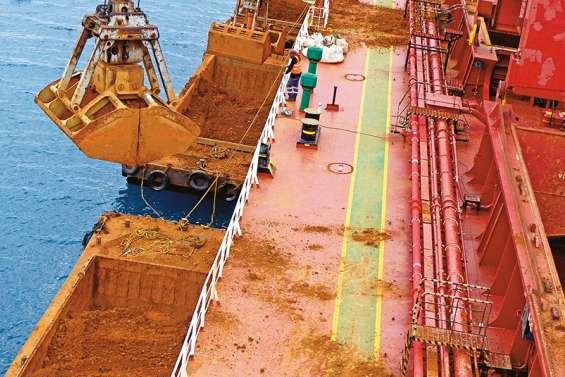 Le dossier brûlant de l'export de minerai