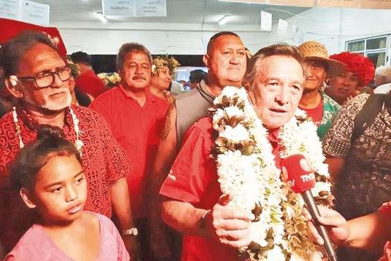 Municipales : le Tapura Huiraatira en force, sauf à Papeete
