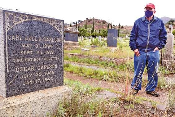 À Bisbee, la Covid évoque le douloureux souvenir de la grippe espagnole