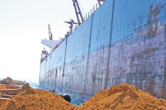 Nickel : « un début d'année positif à l'export »