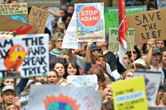 Le gouvernement donne son feu vert  au projet minier controversé d'Adani