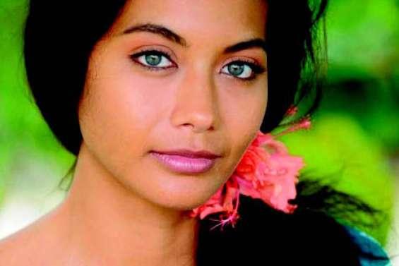 Miss Tahiti en tête des sondages