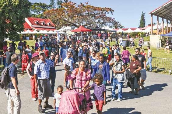 3 000 visiteurs ont fait la fête à la tribu de Saint-Louis