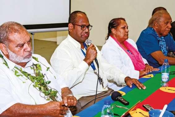 Le Mouvement nationaliste pour la souveraineté de Kanaky est né