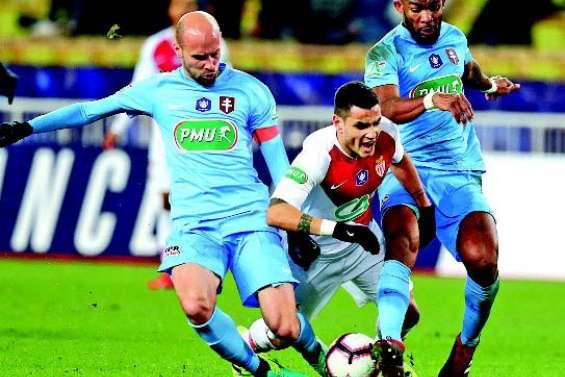 Monaco déçoit encore, Toulouse s'en sort