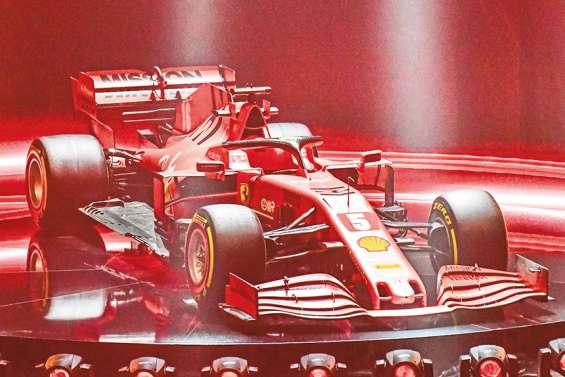 Ferrari veut retrouver les sommets
