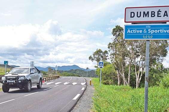 Une nouvelle signalisation pour la route de Nakutakoin