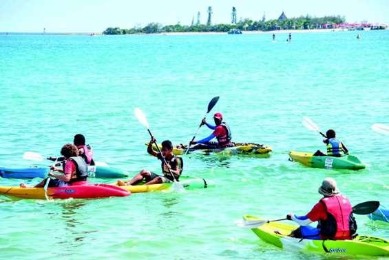 Nouméa plage est de retour avec quelques nouveautés