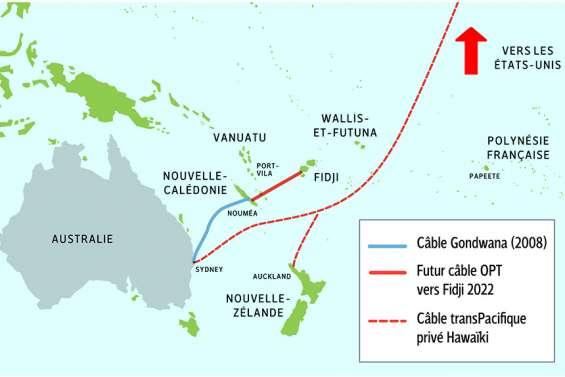 L'OPT a bien le monopole des câbles sous-marins, estime le rapporteur public