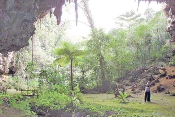 Brouille autour de la grotte de la Reine Hortense