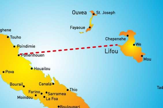 Trois « naufragés des îles » sains et saufs