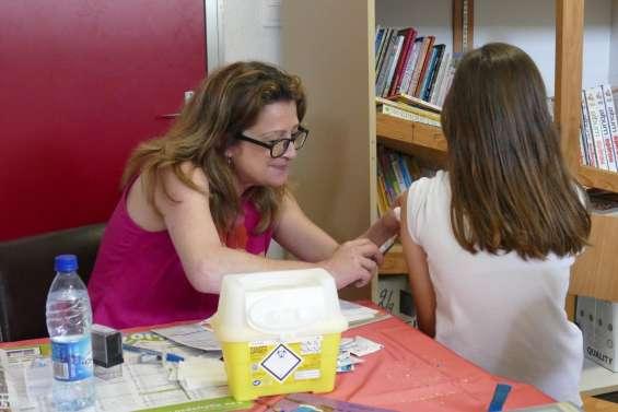 Papillomavirus : la nouvelle campagne de vaccination est bien partie