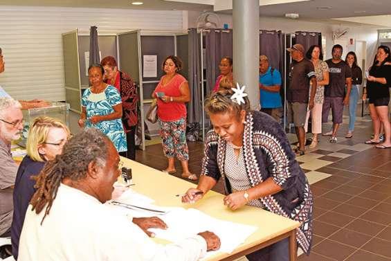 Resultats bureaux de vote Nouméa