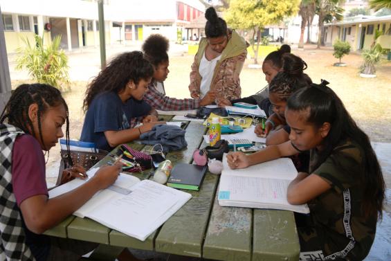 Les révisions du bac ont commencé au lycée Do Kamo