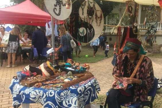 Nouméa : le marché de Lucien, c'est aujourd'hui