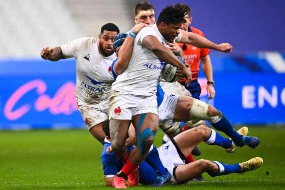 Rugby : Neti et Mauvaka titulaires avec un XV de France victorieux