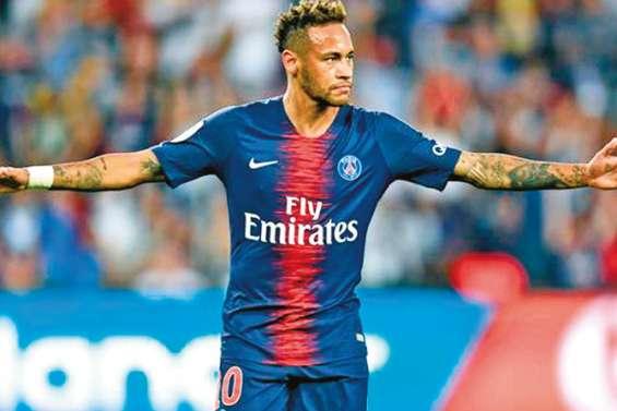 Un simple rappel à la loi pour Neymar