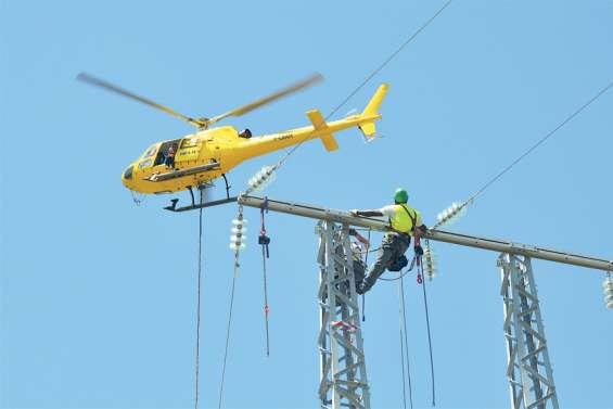 Derniers raccordements aux réseaux d'électricité en 2017