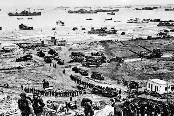 La France s'apprête à commémorer le 6 juin 1944 avec ses alliés