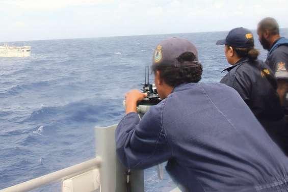 Opération Kurukuru dans le Pacifique