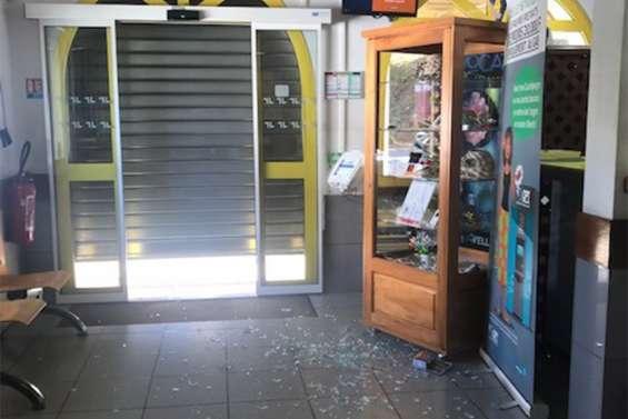 Poindimié : un homme masqué et armé d'une clé à molette vandalise l'agence OPT