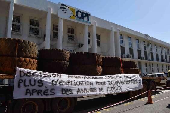 [MàJ] Blocage de l'OPT: l'agence principale rouvre à midi