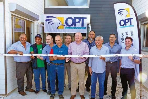 L'OPT modernise ses installations et ses services dans le Grand Nord