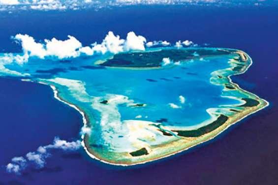 L'origine volcanique des atolls remise en cause