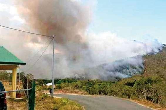 Incendie à Ouégoa : 119 collégiens évacués