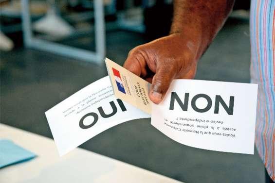 Le référendum aura lieu le 6 septembre 2020